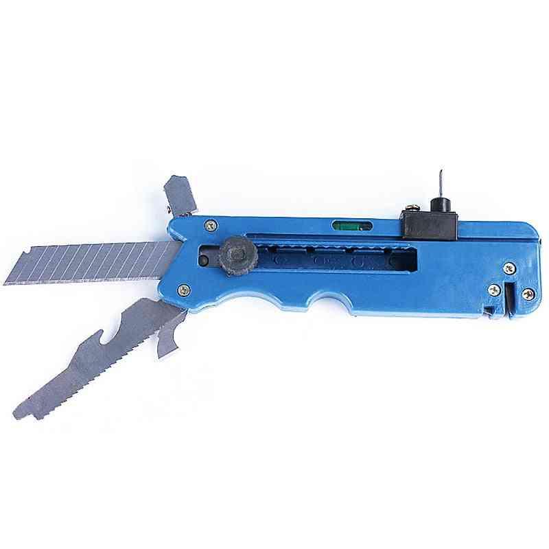 Glass, Six-wheel Metal Cutting Kit - Multifunction Tile Plastic Cutter Tool