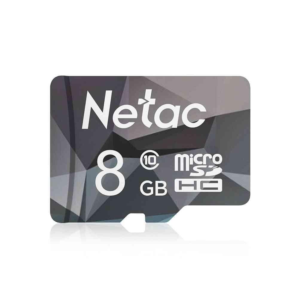 Class-10 Micro Sd, Smart Tf Memory Card & Flash, Mini Tf/sd Card For Phone