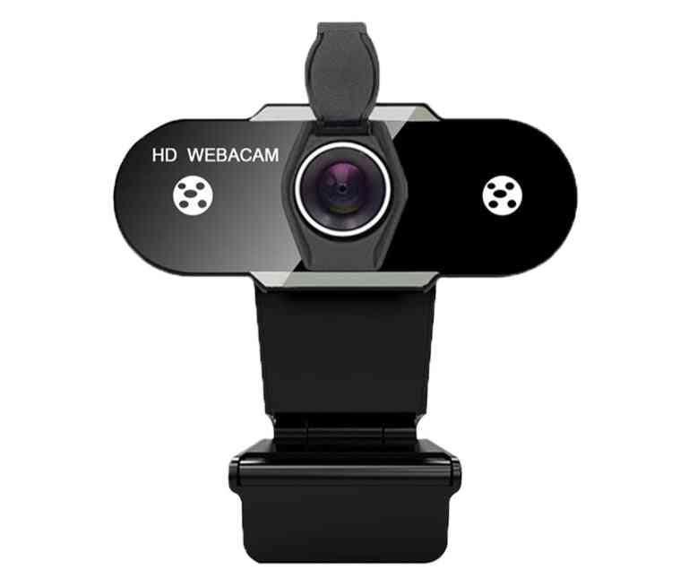 Hd 1080p Webcam 2k Computer Pc Web Camera With Microphone For Live Broadcast Video Calling Conference