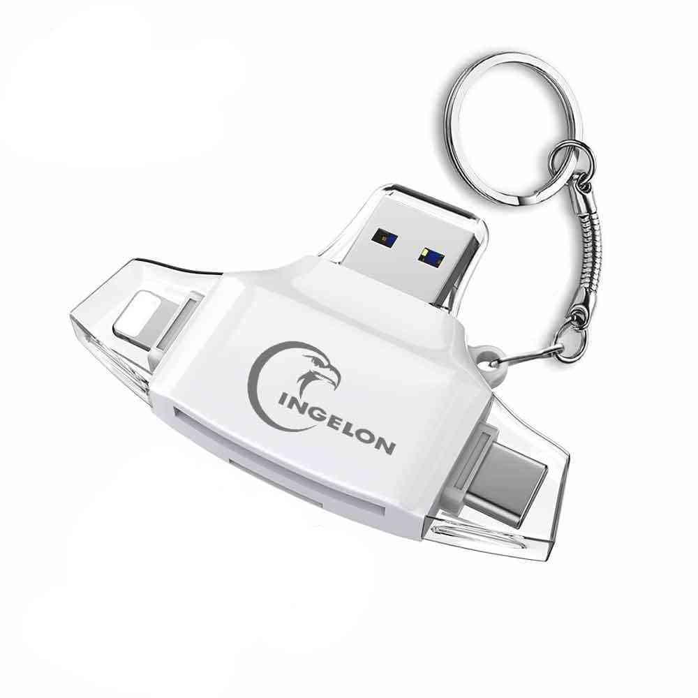 Type-c Otg Memory Cardreader