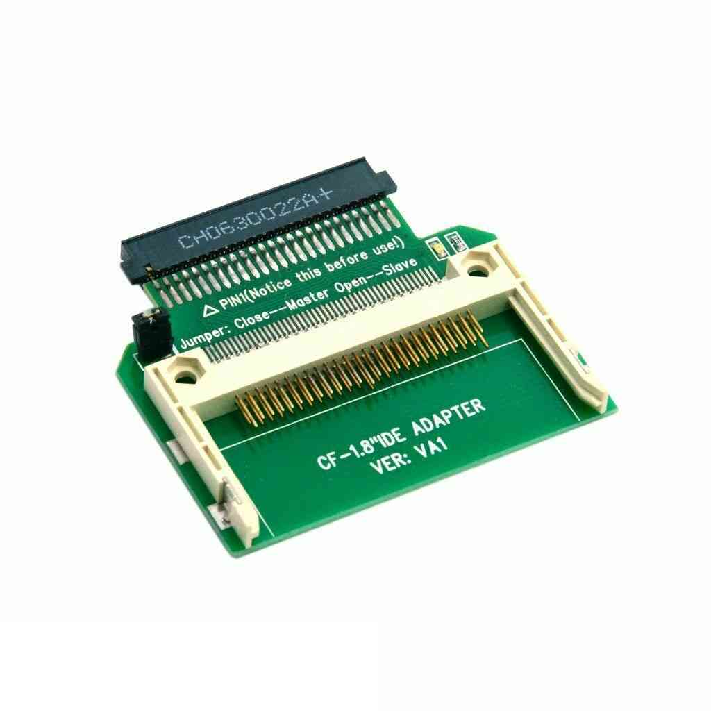Memory Card Compact Flash To 50pin 1.8