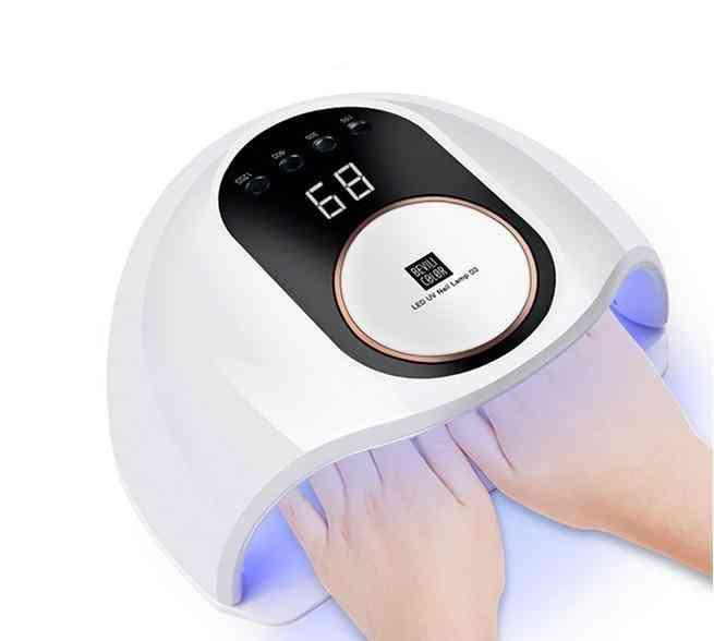 Nail Dryer Smart Sensor Nails Tools