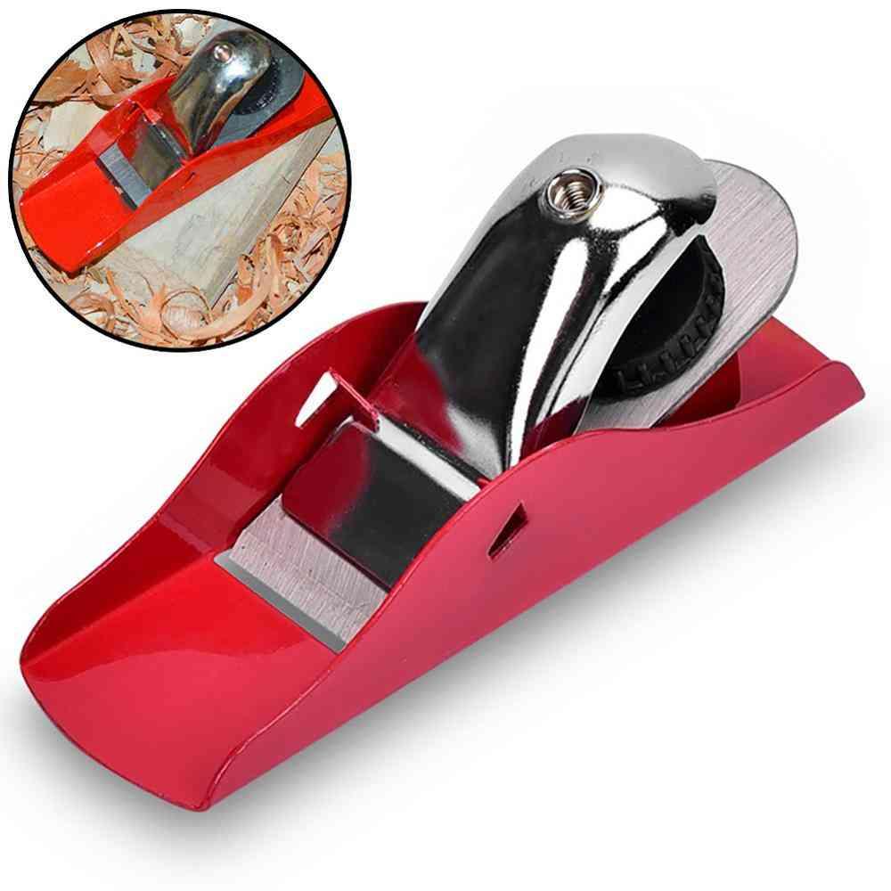 Mini Hand, Flat Plane, Steel Bottom, Edge Carpenter, Woodcraft Electric Wood Cutter Tool