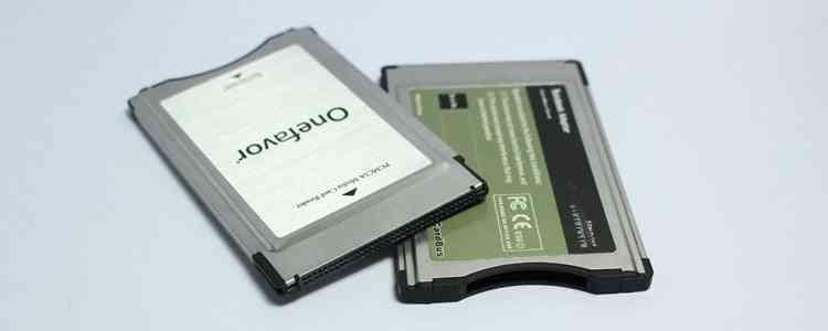 Sd Cards Adapter, Onefavor Pcmcia Card Reader
