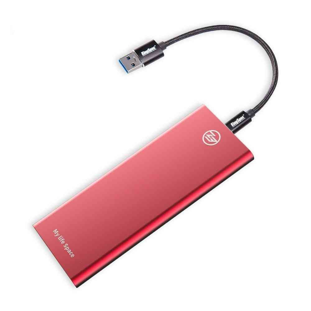 Portable External Ssd Hard Drive For Laptop With Type C Usb 3.1