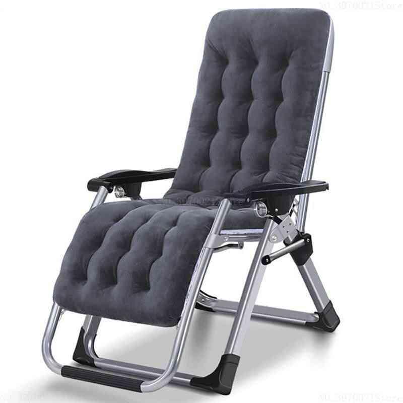 Adjustable Wide Armrest Backrest Foldable Office Chair