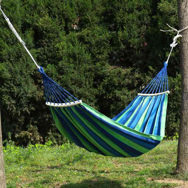Hiking Camping Portable Hammock, Swing Chair, Double Persons Leisure