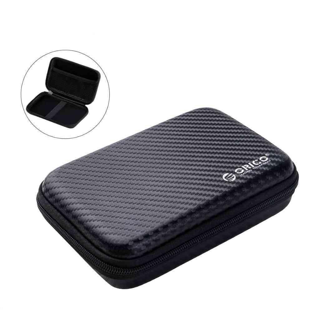 Portable External 2.5 Inch, Hard Disk Case Protection Bag
