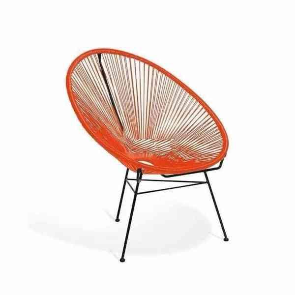Creative Breathable Moon Heavy Loading Plastic Balcony Table Chairs Set