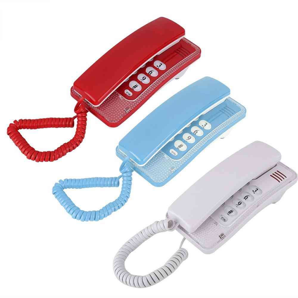 Mini Wall Mount Landline Extension Telephone