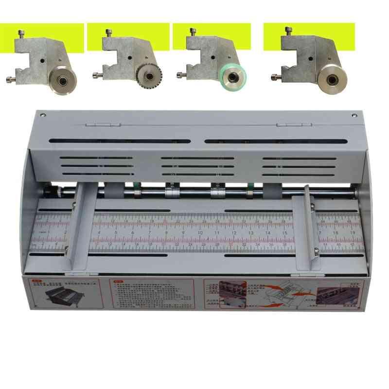 A3 Electric Paper Creasing Machine