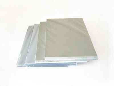 Blank Inkjet Print Pvc Sheet For Pvc Id Card Making ,student Card , Membership Card Making Material A4 Size 0.76mm Thick