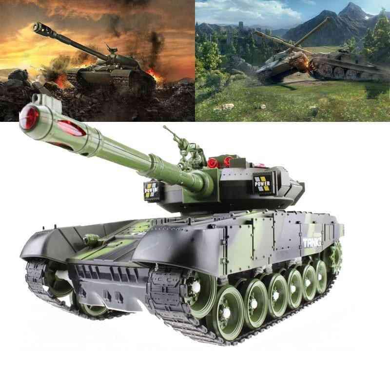 Remote Control Battle Tank Vehicle