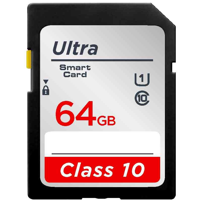 16g 32gb U1 Sdhc 64gb 128gb 256gb U3 Sd Sdxc Class10 V10 Memory Card
