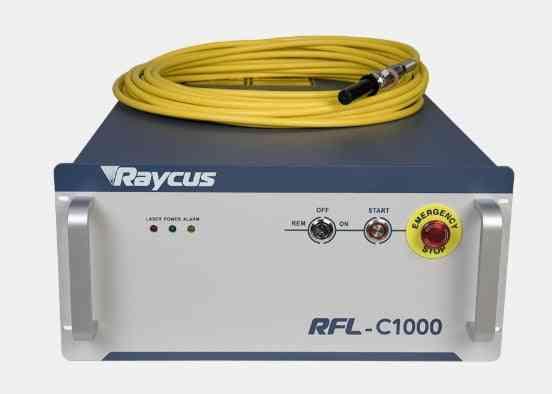 Fiber Laser Power Source For Cutting Machine