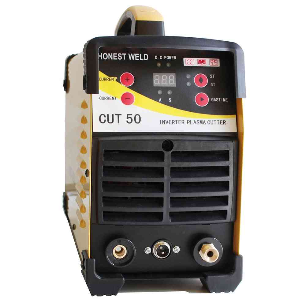 Metal Cutting Machine Air Plasma Cutter, Cut To Cut All Steel Max