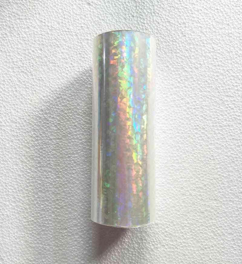 Holographic Foil Transparent Foil