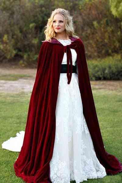 Women Jackets, Vintage Long Bridal Coat