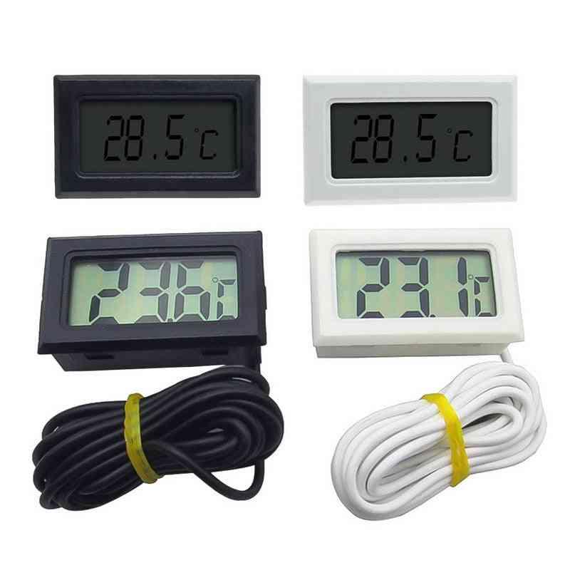 Mini Lcd Display Digital Thermometer