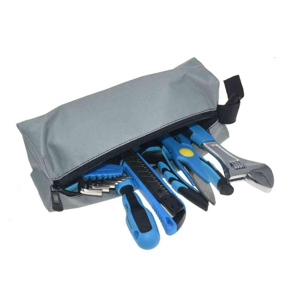 Oxford Cloth Canvas Waterproof Utility Fishing Travel Repair Tool Storage Bag