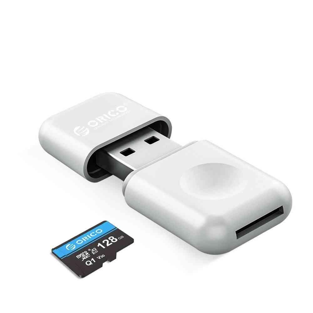 Usb 3.0, Type-c Card Reader, Otg Micro Tf Flash, Smart Memory Card Adapter