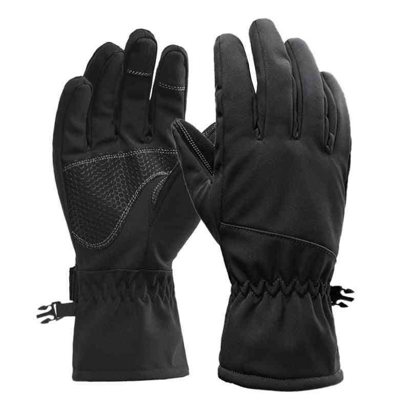 Winter Warm, Anti-slip Touch Screen, Skiing Hunting, Camping Gloves