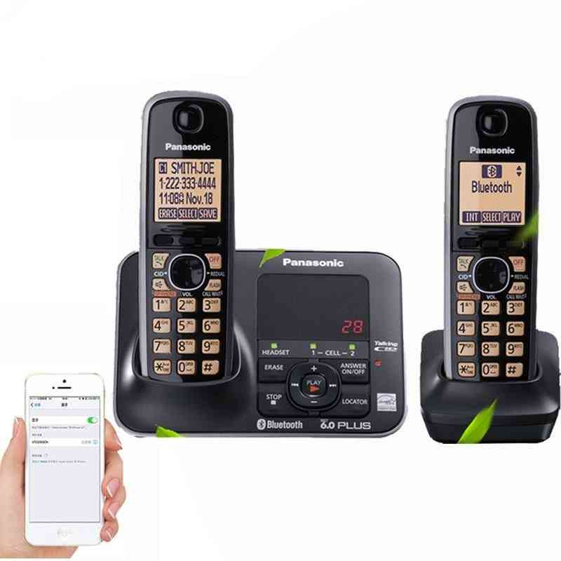 Digital Cordless Phone With Bluethooth Answer Machine