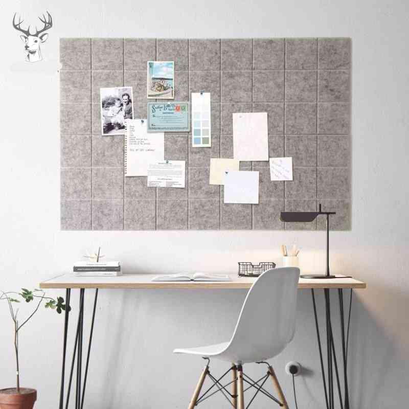 Nordic Style Felt Letter Note Board