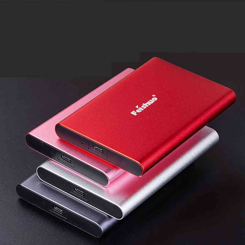Portable Ssd External Hard Drive For Laptop With Type C Usb 3.1