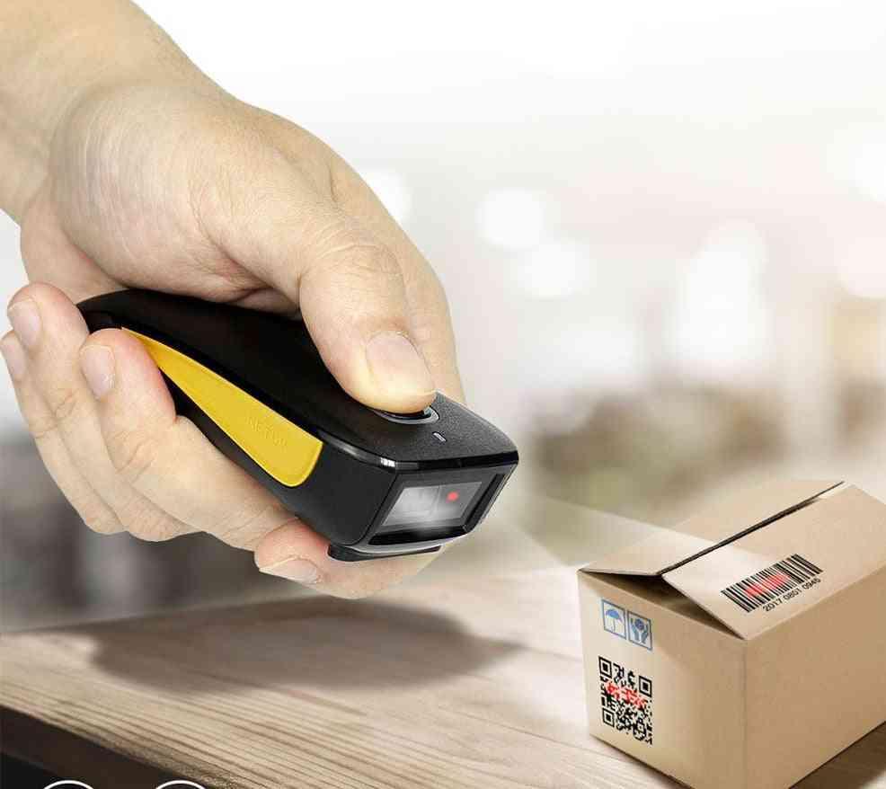 Bluetooth Wireless 2d Barcode Scanner