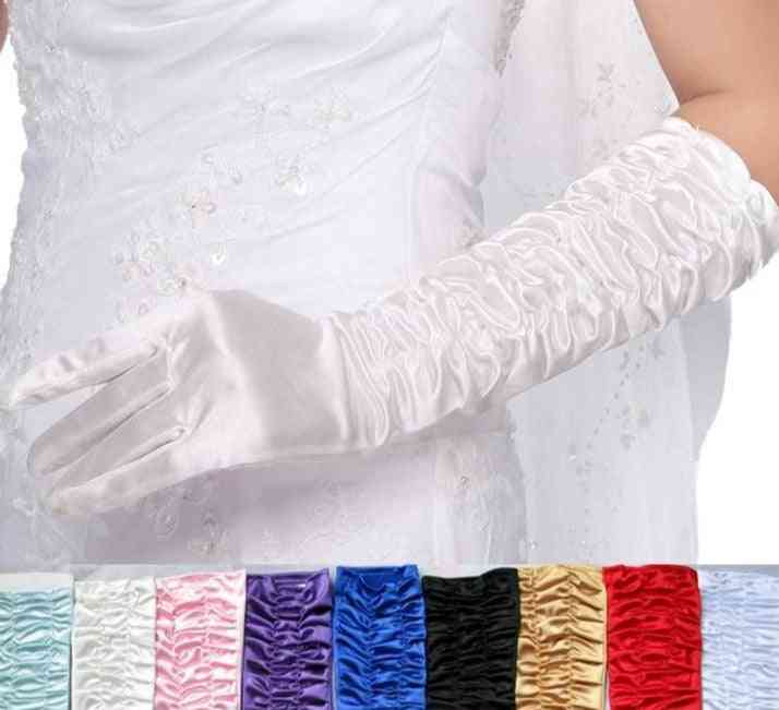 Bride Bridal Wedding Gloves