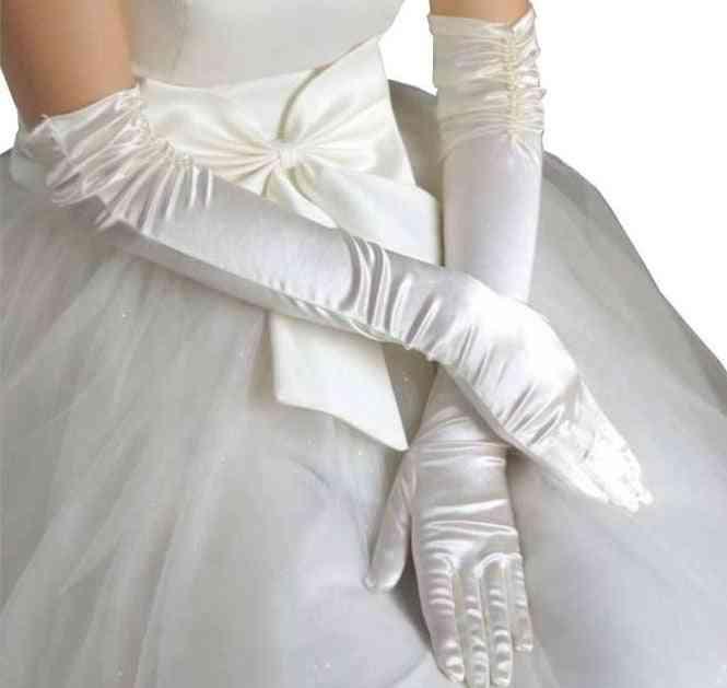 Bridal Wedding Gloves