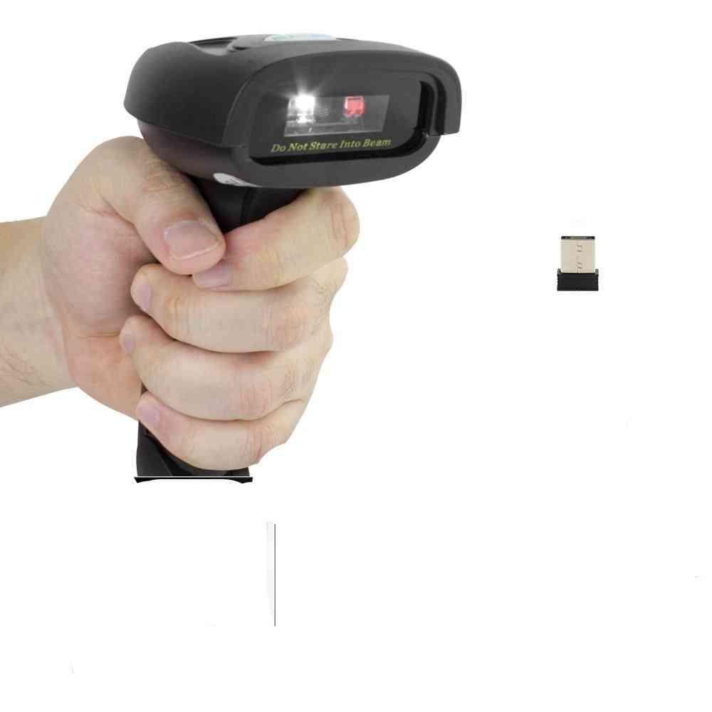 Wireless 2d Qr Barcode Scanner
