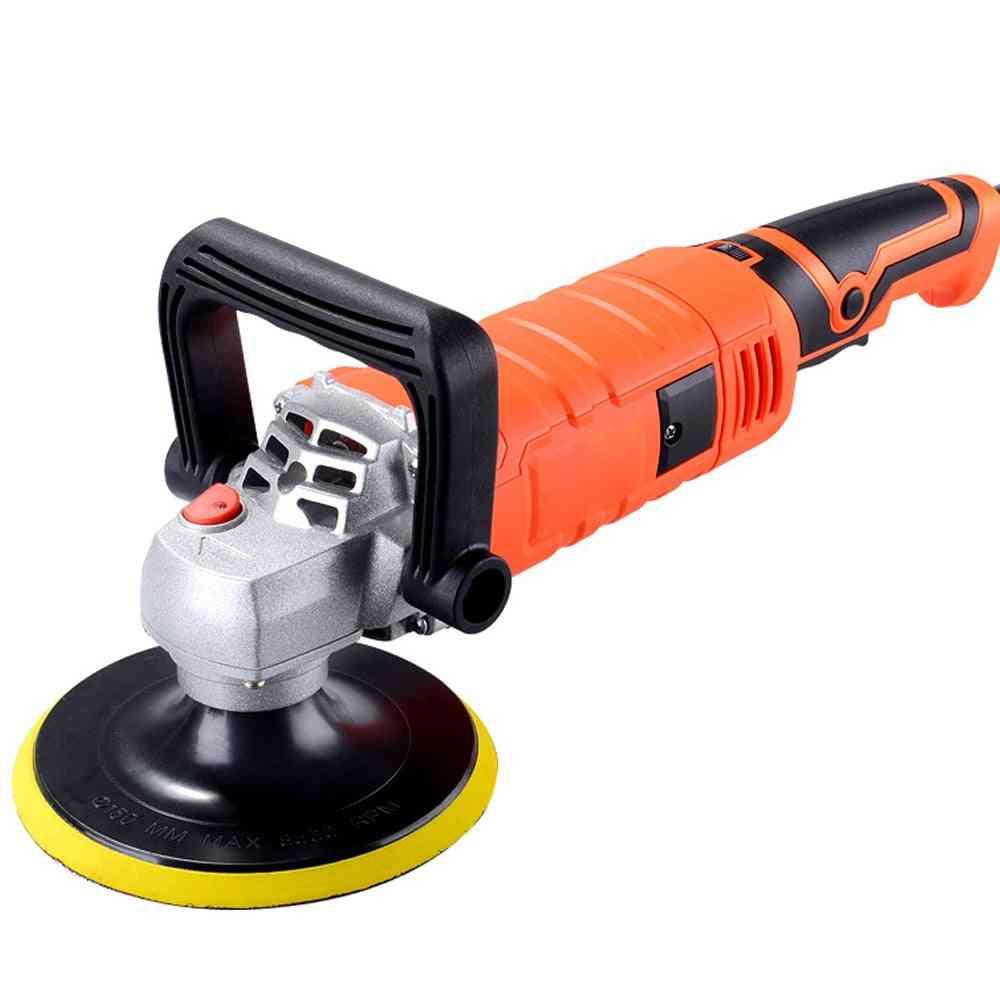 Adjustable Electric Grinder Mini Polishing Machine, Car Polisher, Waxing Machine, Automobile Furniture Tool