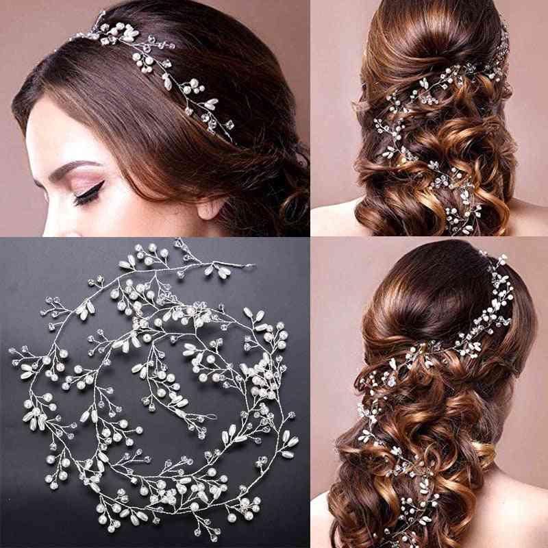 Jewelry Bride Headdress