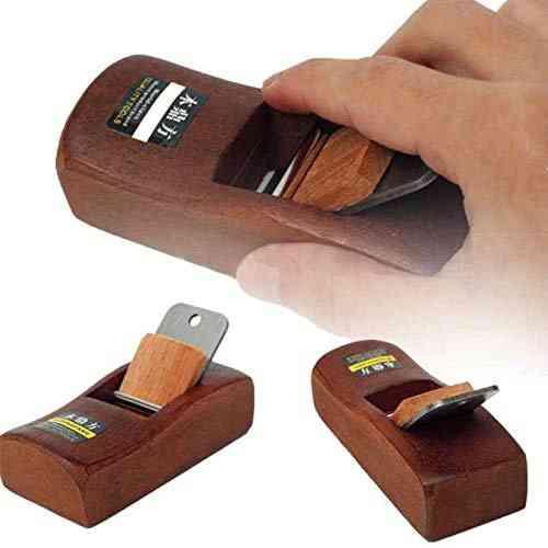 Mini Flat, Wooden Hand Planer, Carpenter Woodcraft, Trimming Planing Tool