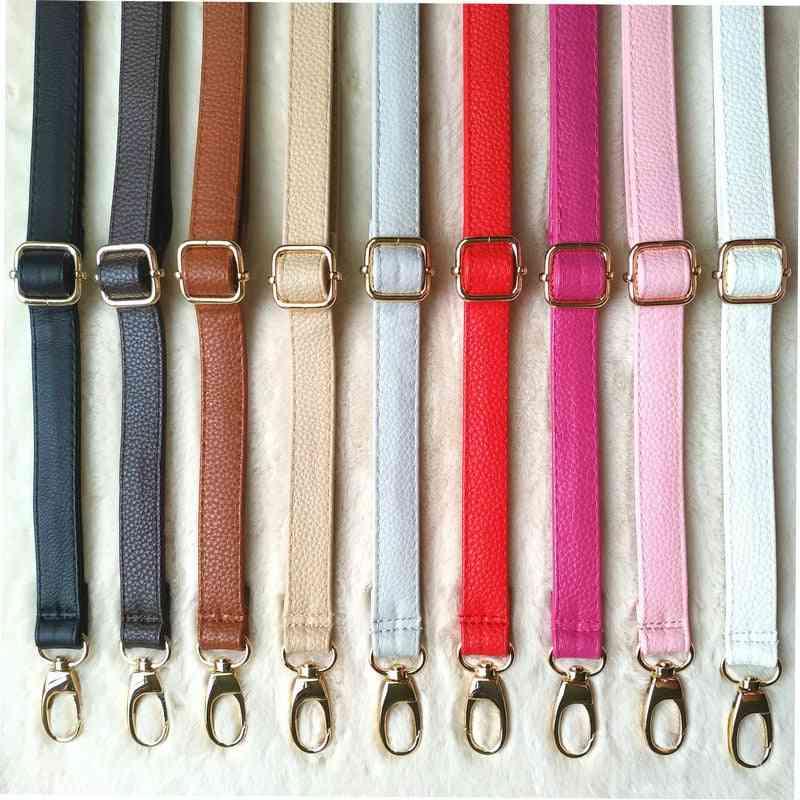 Long Pu Leather Shoulder & Strap, Bag Handles