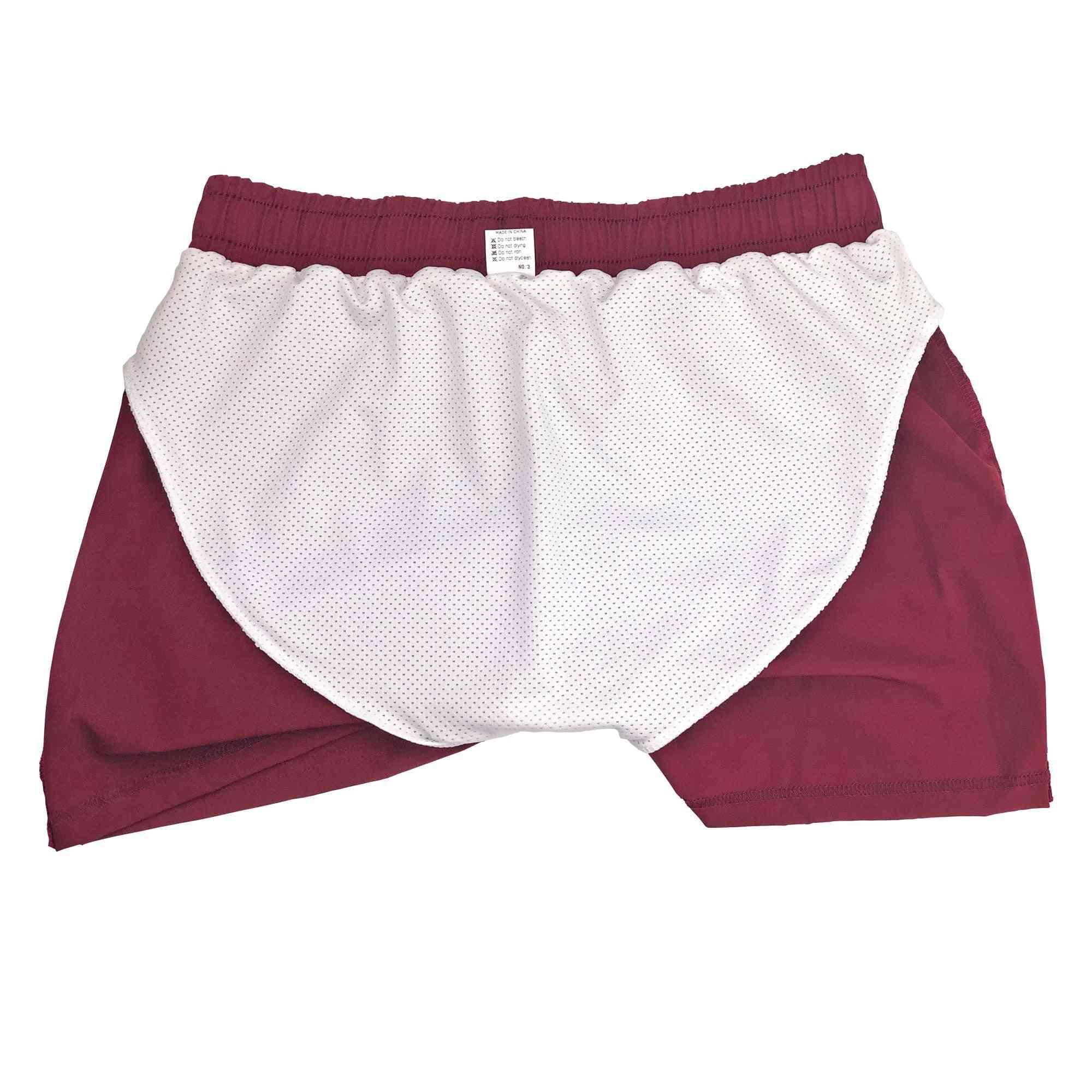 Summer Beach Boxer, Swimming Trunks, Swimsuit Shorts