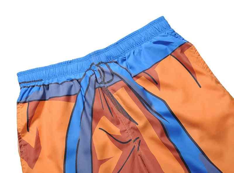 3d Print Men's Beach Shorts