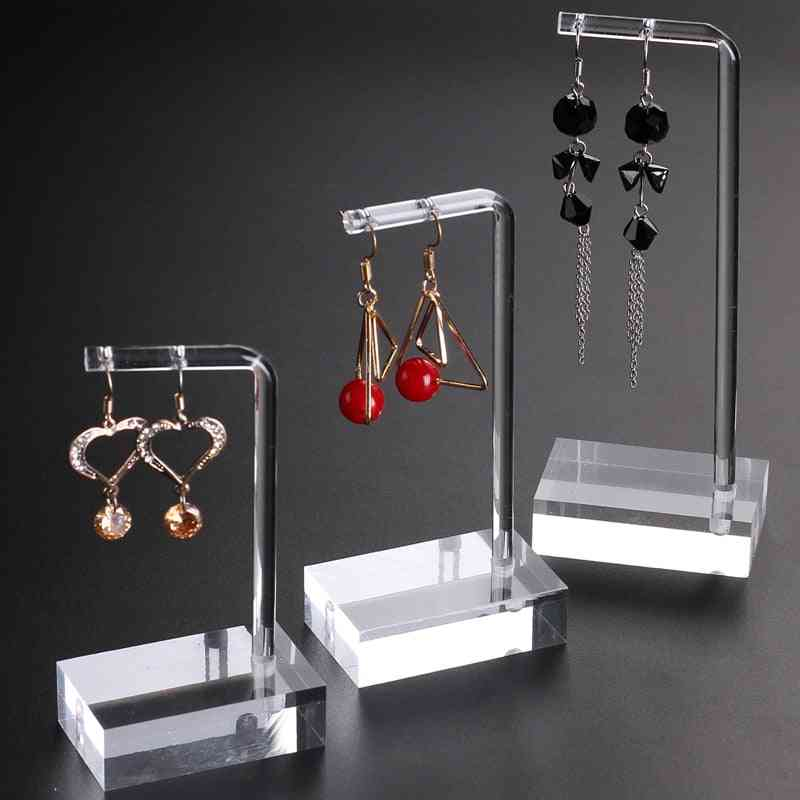 Acrylic Hanging Earring Display Stand Case