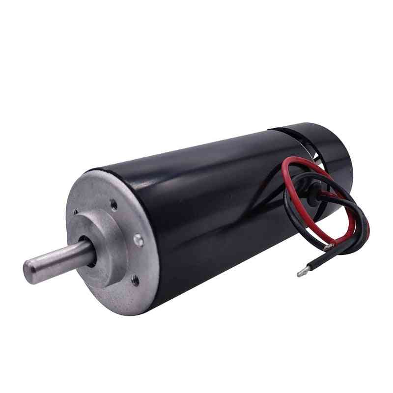 400w- Air Cooled Spindle Motor, 0.4kw Dc Motor, Cnc Engraving Machine