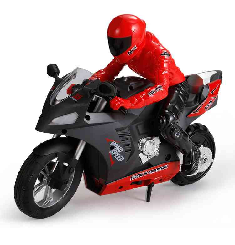 Big Rc Motorcycle, Electric Remote Control For