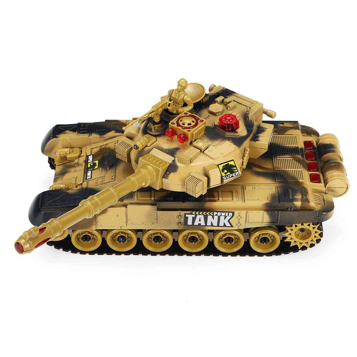 Rc Tank Remote Control Vehicle