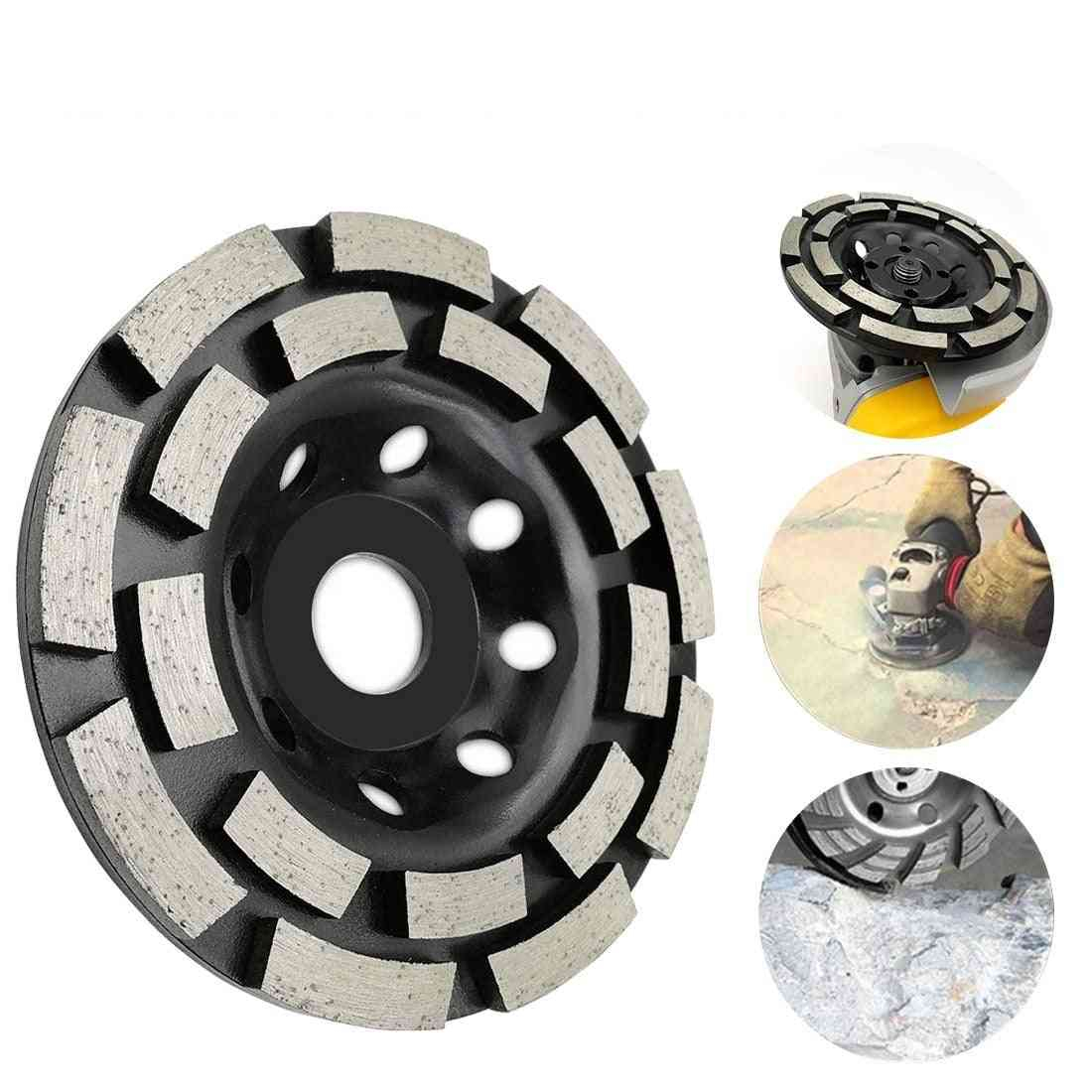 Diamond Grinding, Disc Concrete, Grinder Wheel Cutting, Cup Saw, Blade Tool