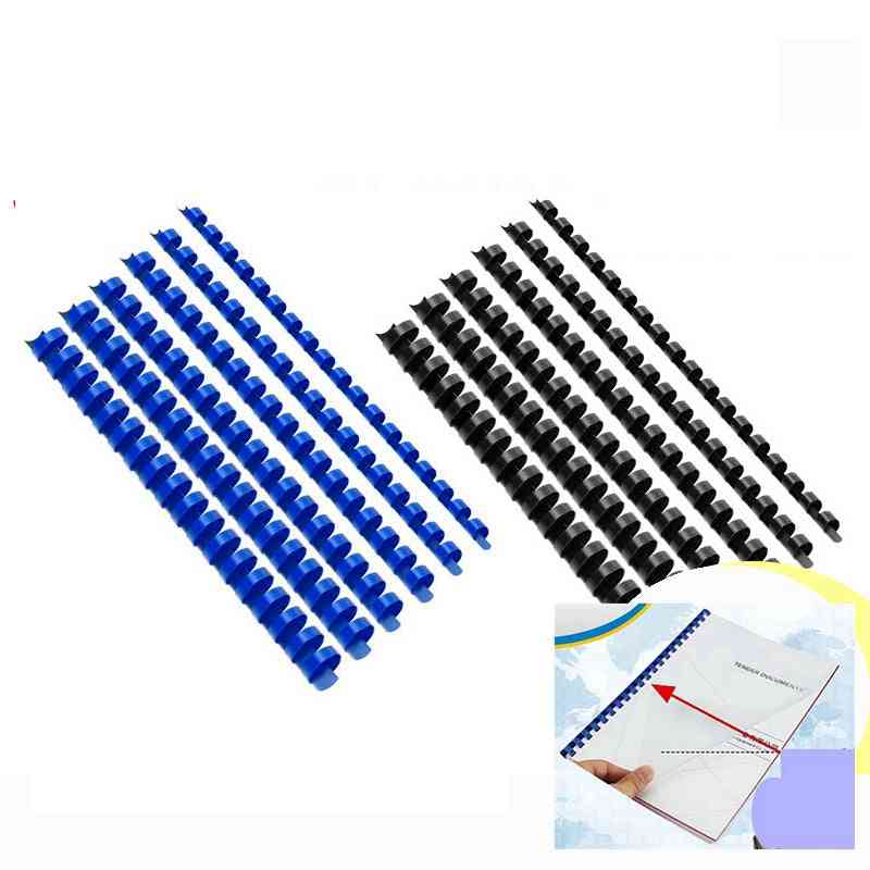 21 Rings A4 Documents Binding Aprons Comb Bindings Machine Suppliers