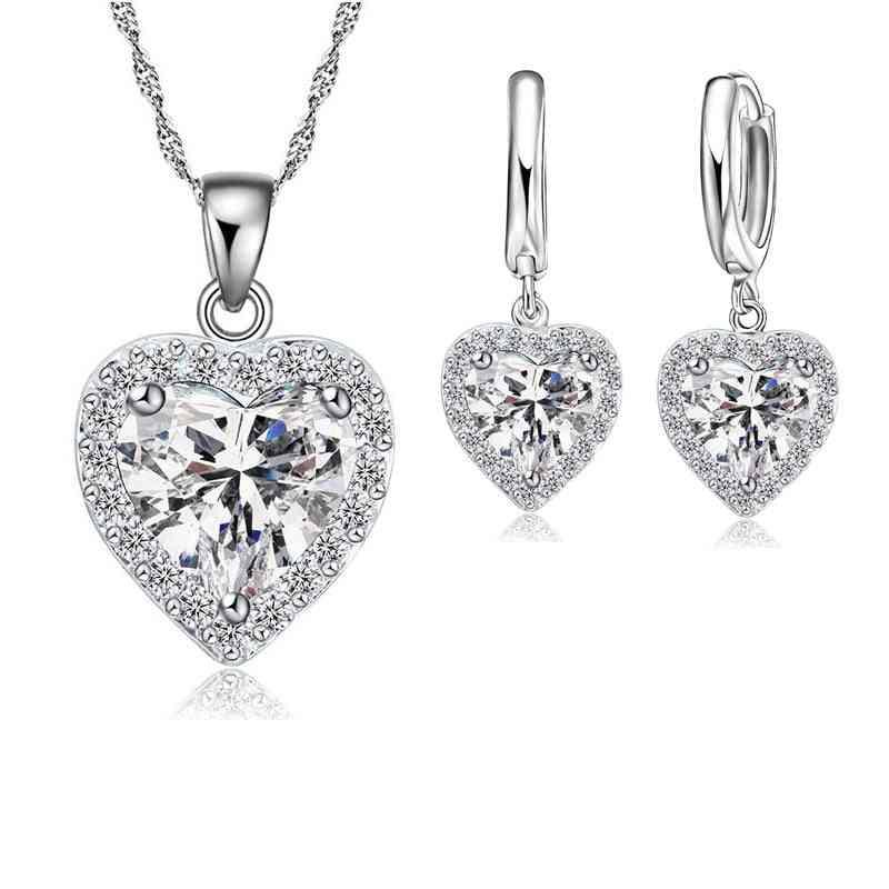 Women Necklace Jewelry Set