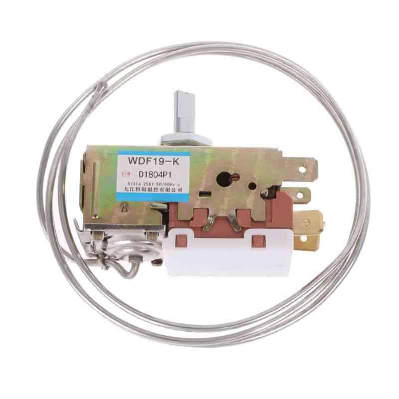 Wpf-19-k Refrigerator Thermostat Household Metal Temperature Controller