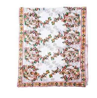 Woman Fashion Ethnic Styles Dupattas Sarees