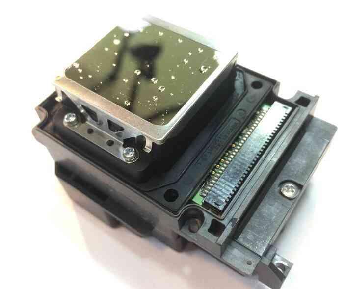 Plotter Head, F192040 Print Head For Epson Dx10 Dx8 Uv Eco Solvent Oil Six Colorprinter Parts
