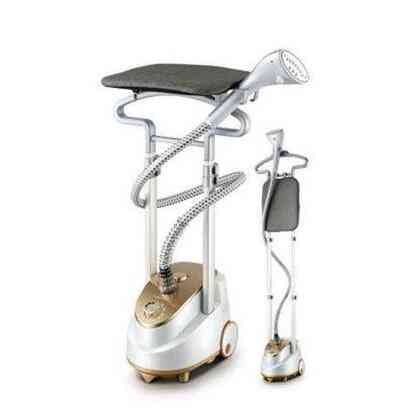 Household Electric Ironing Machine, Double Pole, Garment Steamer, Portable, Handheld Hanging Clothes Ironing Tool With Steam Brush